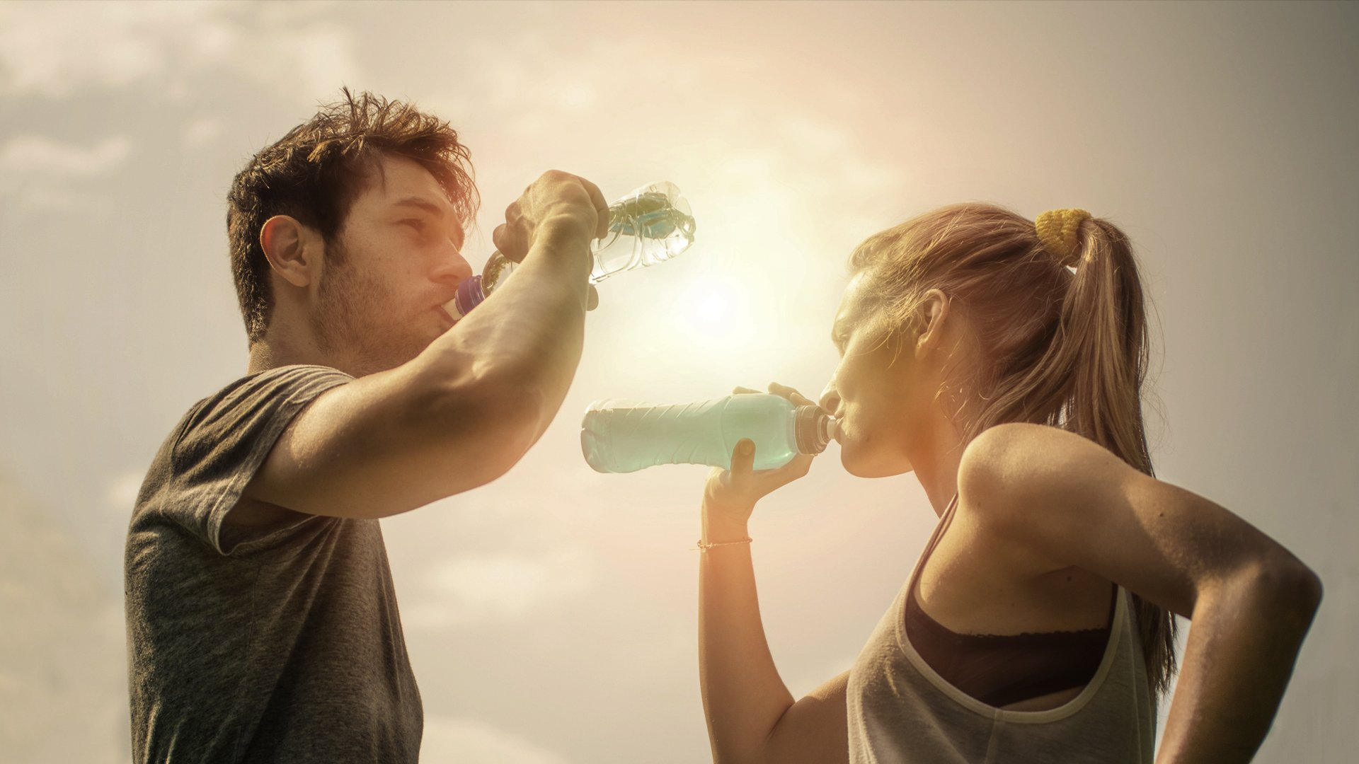 維持健康的體液環境