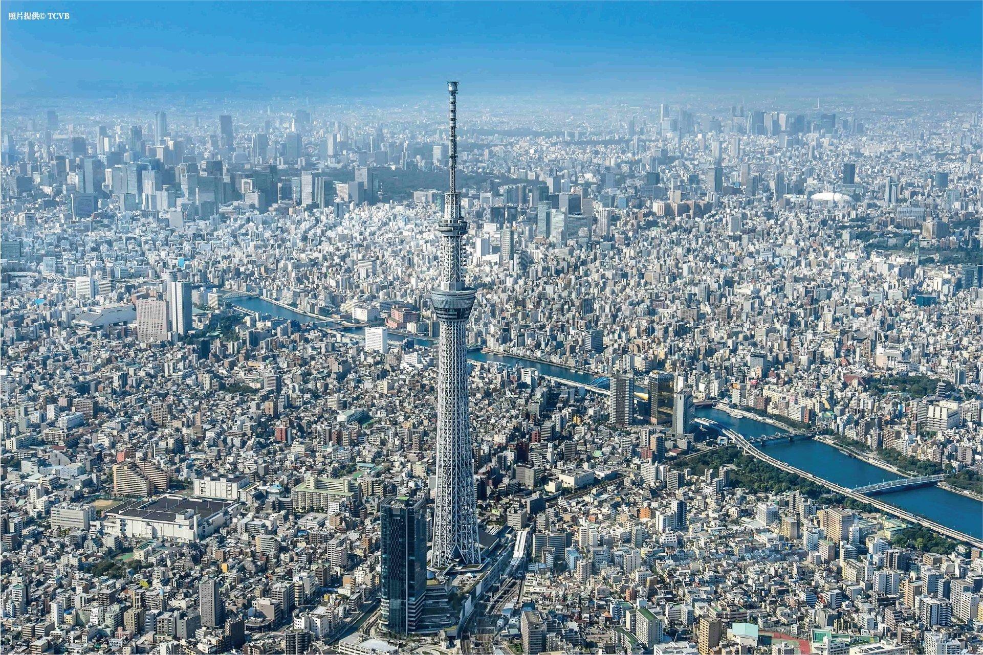 看奧運遊東京