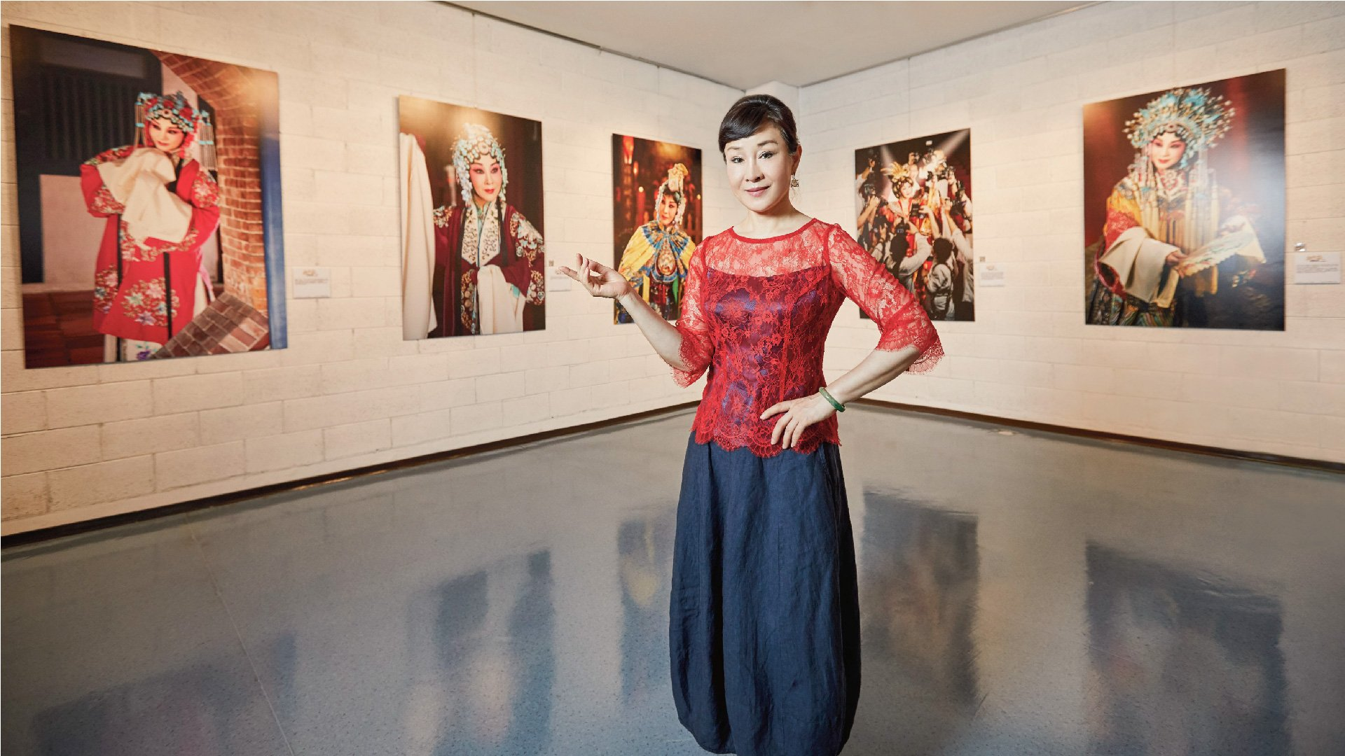台灣第一京劇藝術家魏海敏,「戲戲」咀嚼生命的況味