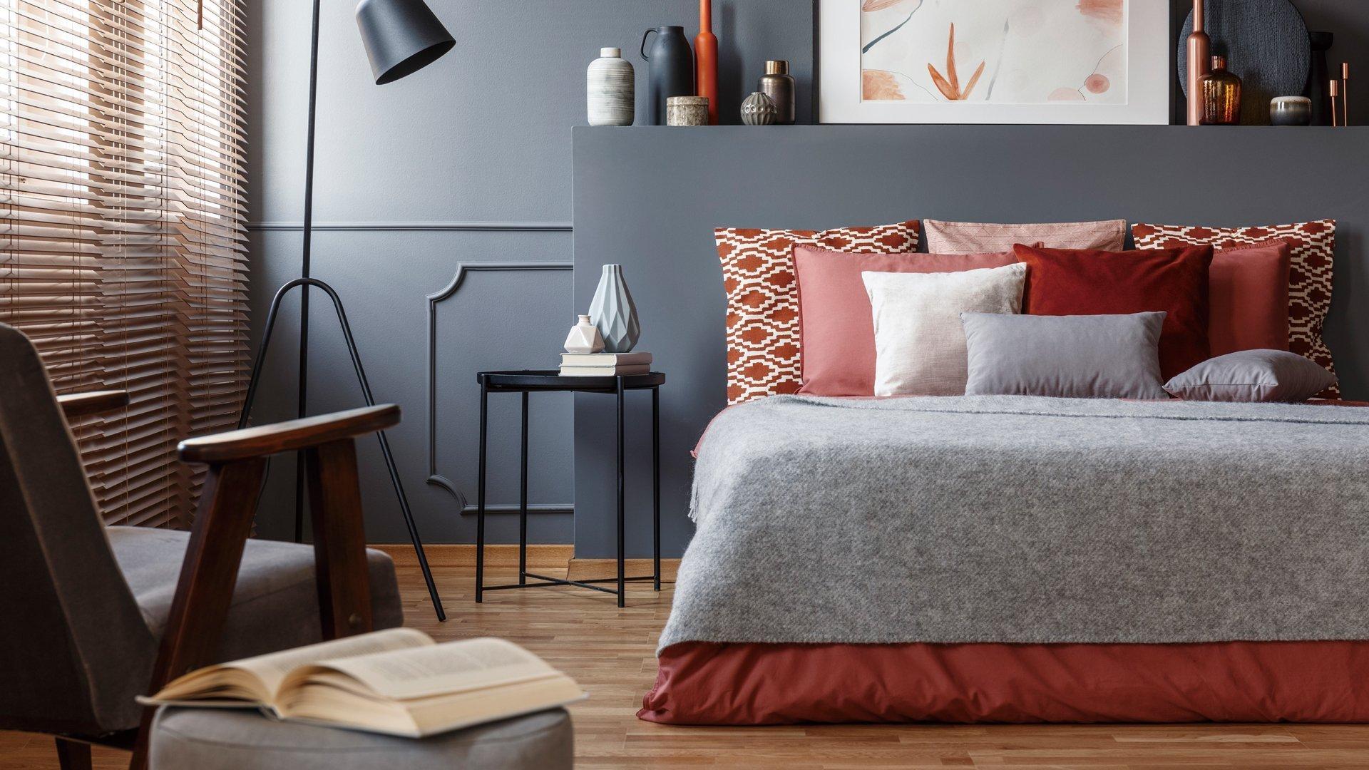 寢室和棉被保持乾淨、一週一次於陽光下曝曬寢具