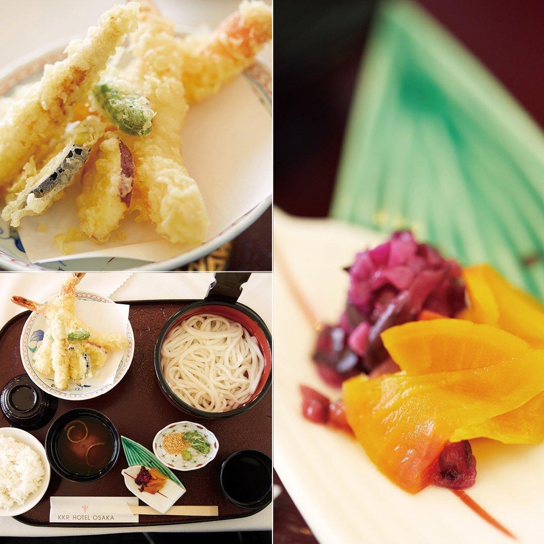 ホテル 日式料理
